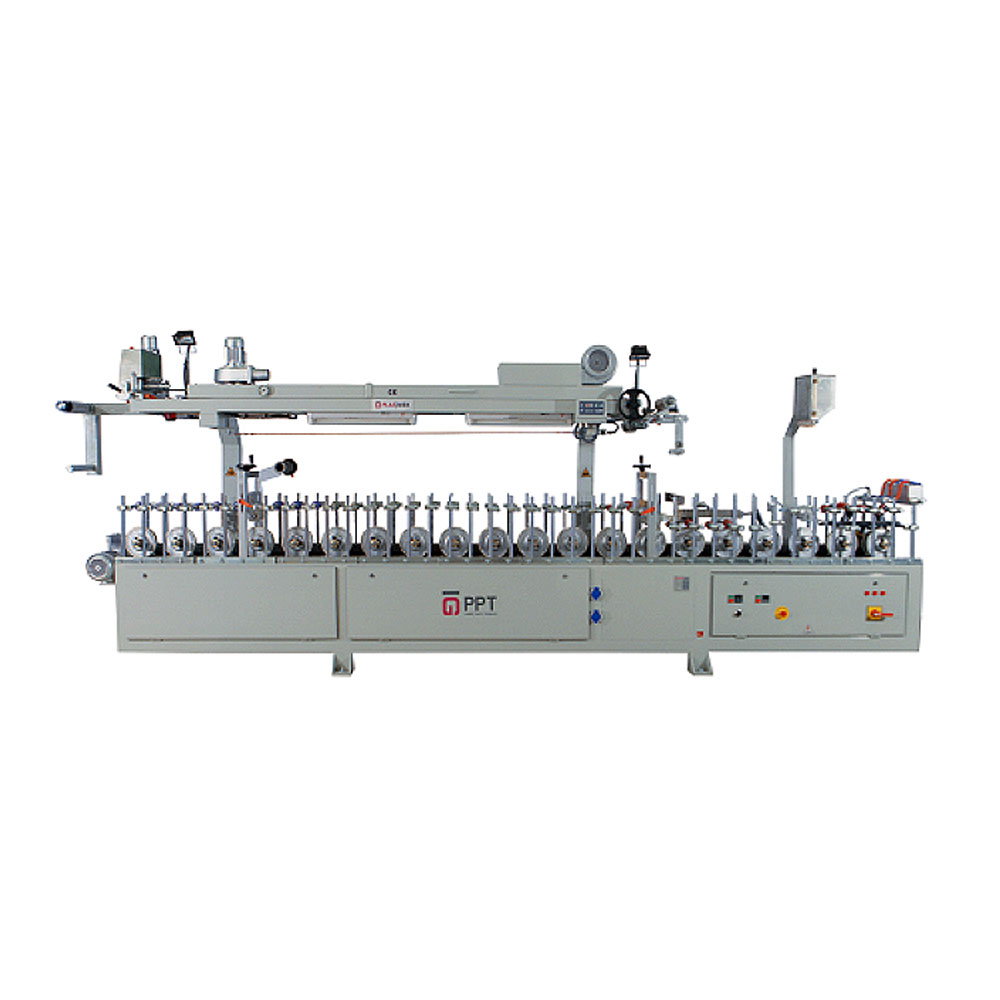LM 300 S DOUBLE COMPONENT PROFILE WRAPPING MACHINE