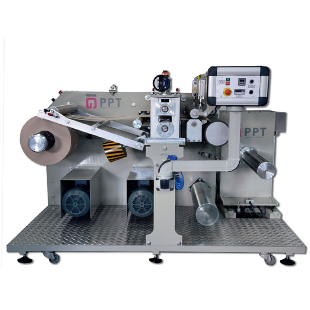 EBSM 702 SPECIAL DESIGN 2 MM EDGE BAND SLITTING AND REWINDING MACHINE